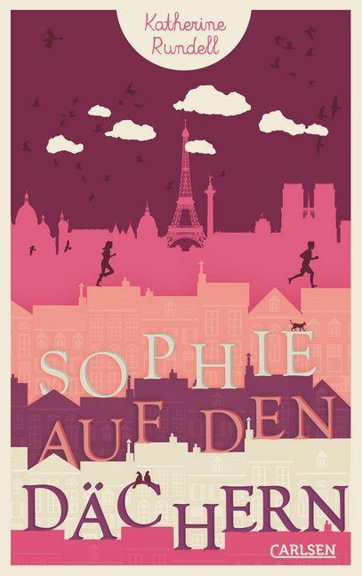 Sophie auf den Dächern als Buch (gebunden)