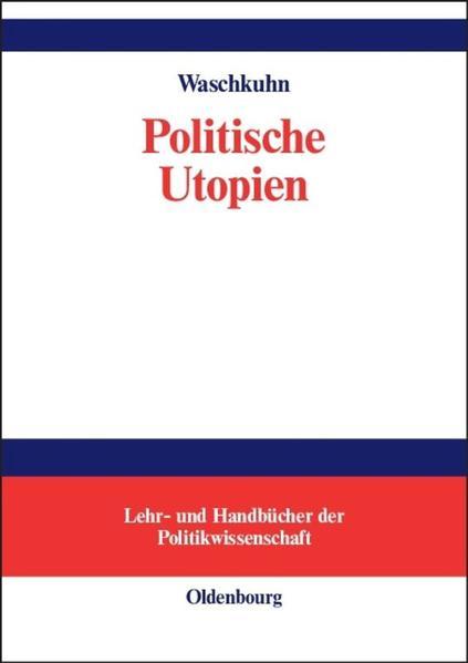 Politische Utopien als Buch (gebunden)