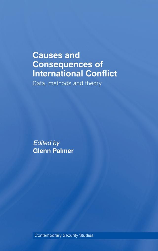 Causes and Consequences of International Conflict als eBook pdf