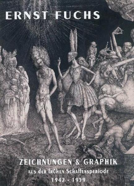 Ernst Fuchs als Buch (gebunden)