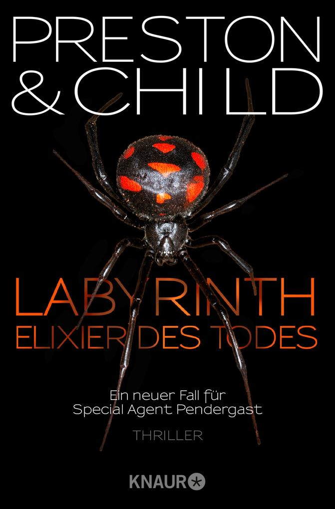 Labyrinth - Elixier des Todes als eBook epub