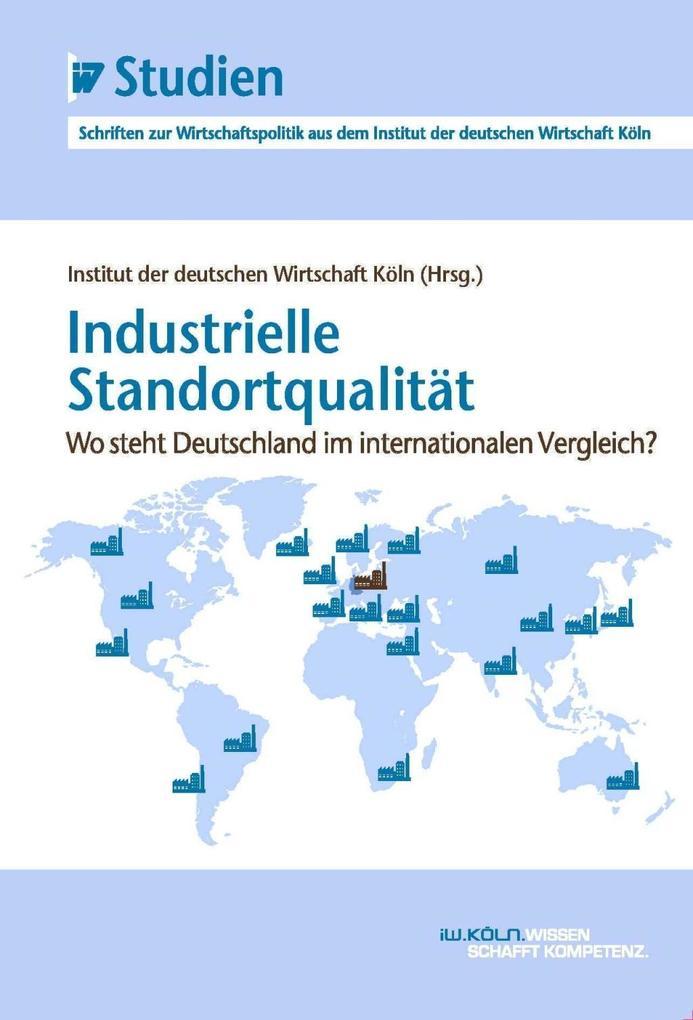 Industrielle Standortqualität als eBook pdf