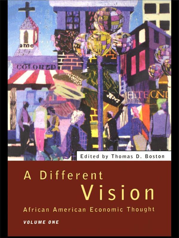 A Different Vision als eBook epub