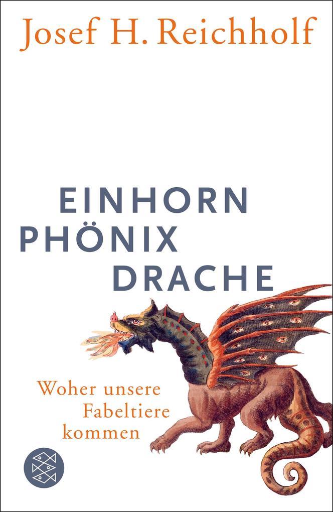 Einhorn, Phönix, Drache als Taschenbuch