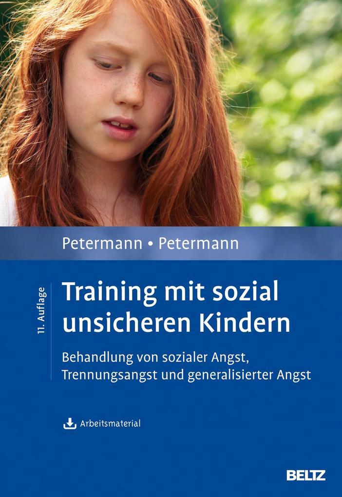 Training mit sozial unsicheren Kindern als Buch (gebunden)