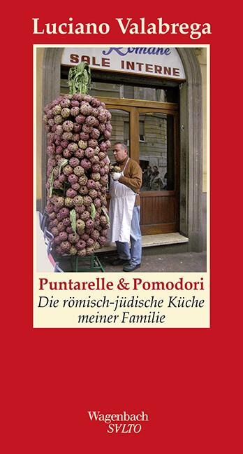 Puntarelle & Pomodori als Buch (gebunden)
