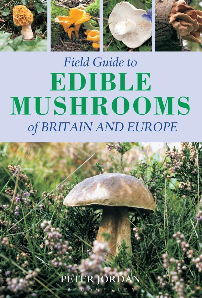 Field Guide To Edible Mushrooms Of Britain And Europe als eBook pdf