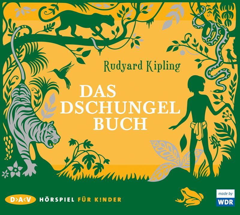 Das Dschungelbuch als Hörbuch CD