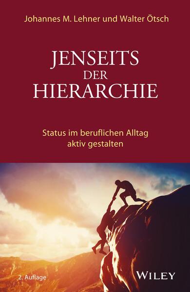 Jenseits der Hierarchie als Buch (gebunden)