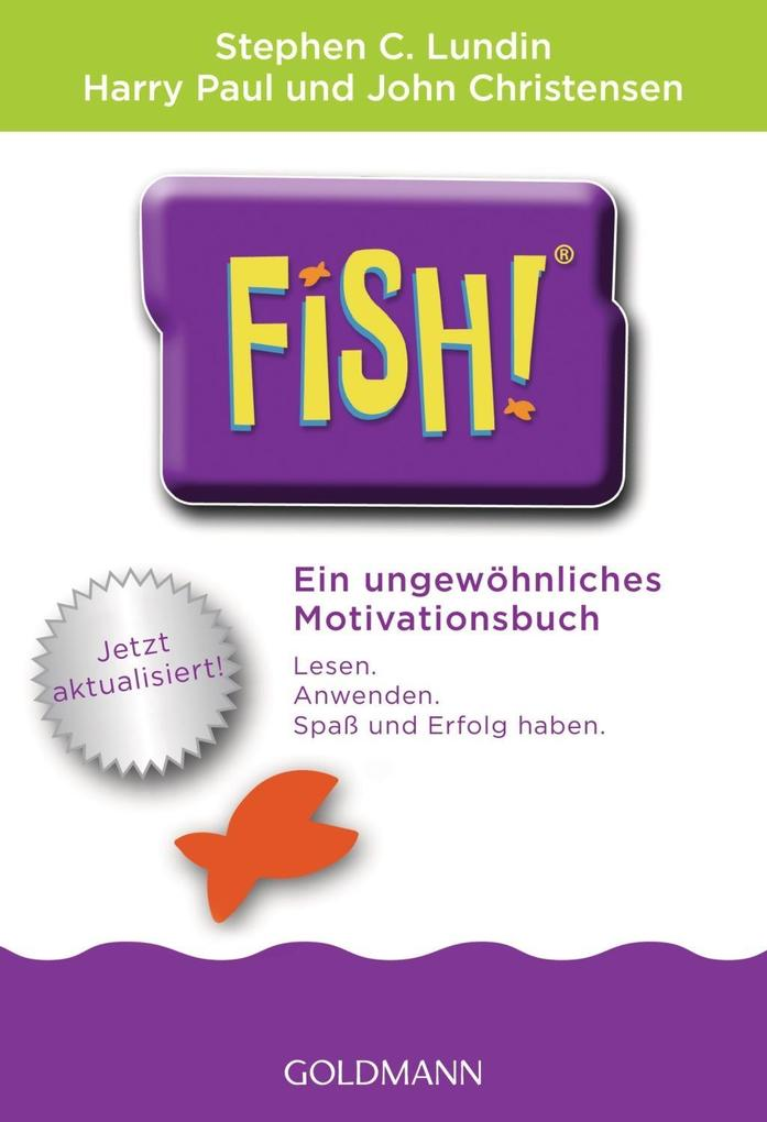 Fish!(TM) als Taschenbuch