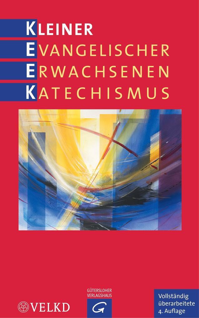 Kleiner Evangelischer Erwachsenenkatechismus als Buch (kartoniert)