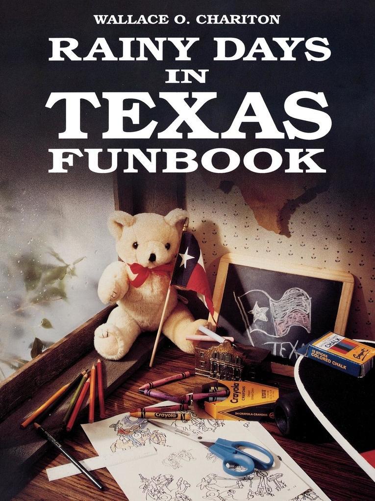 Rainy Days In Texas Funbook als Taschenbuch