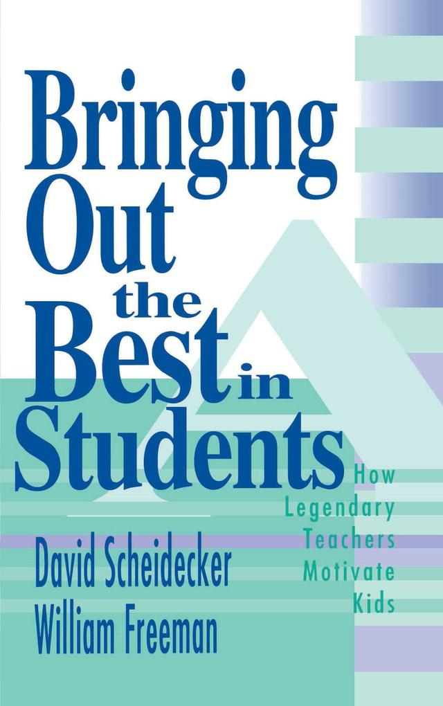 Bringing Out the Best in Students als eBook epub