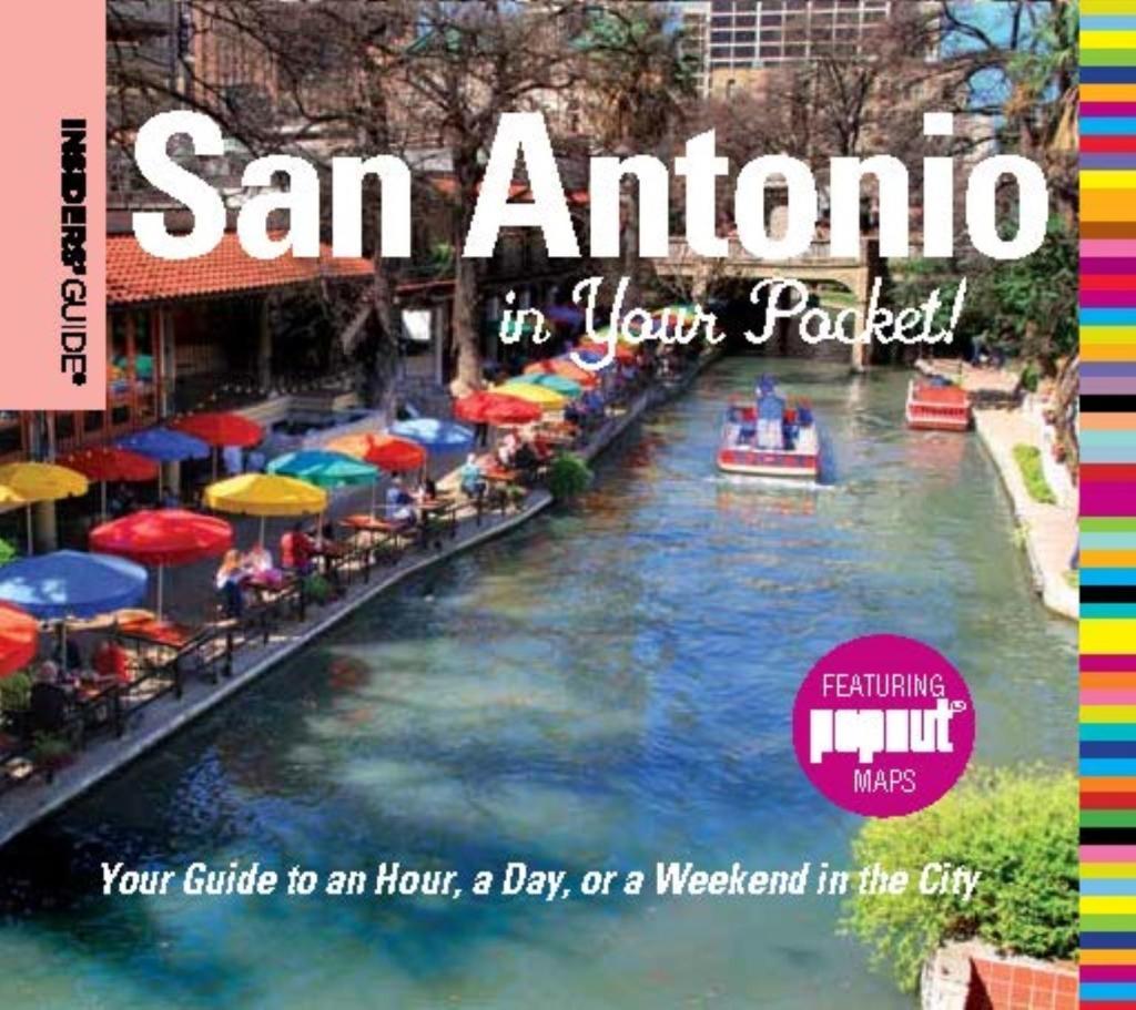 Insiders' Guide®: San Antonio in Your Pocket als eBook epub