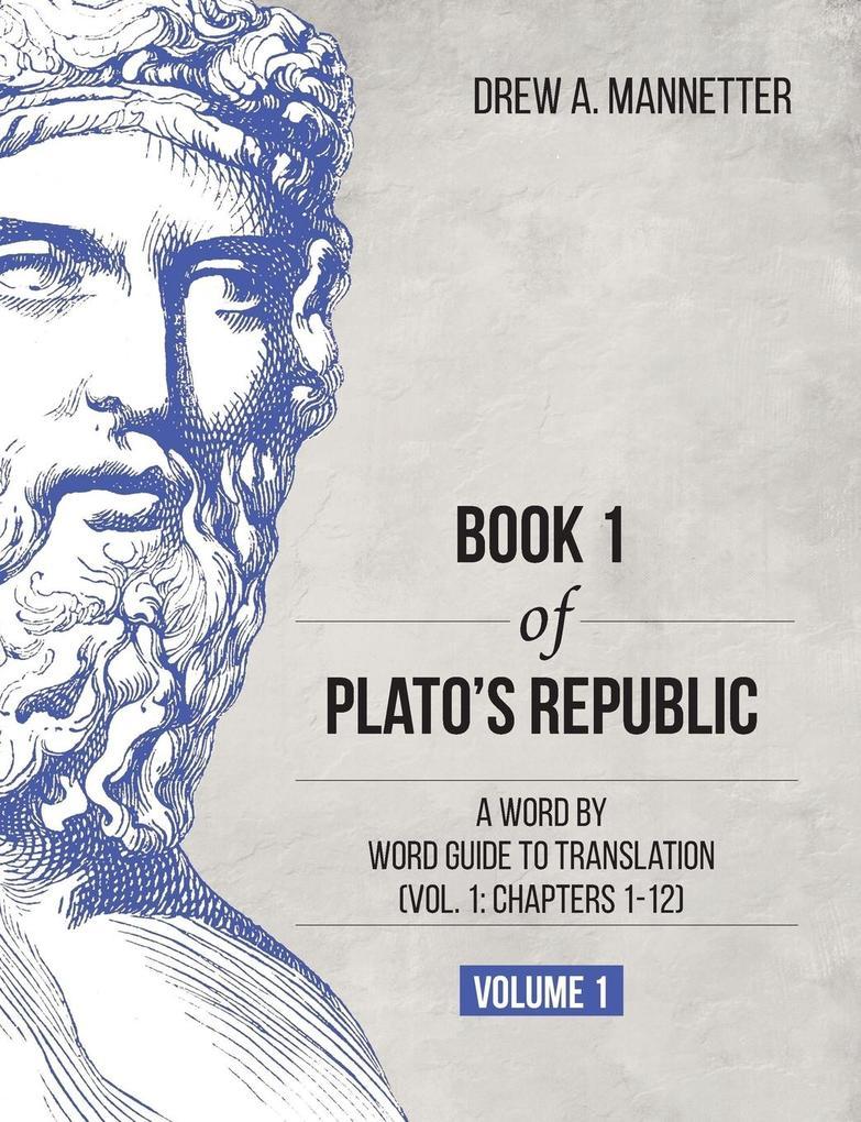 Book 1 of Plato's Republic als Taschenbuch