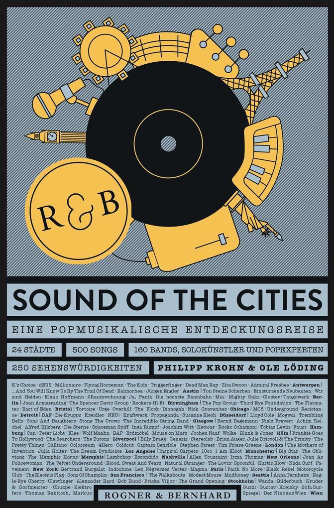Sound of the Cities als Buch (gebunden)