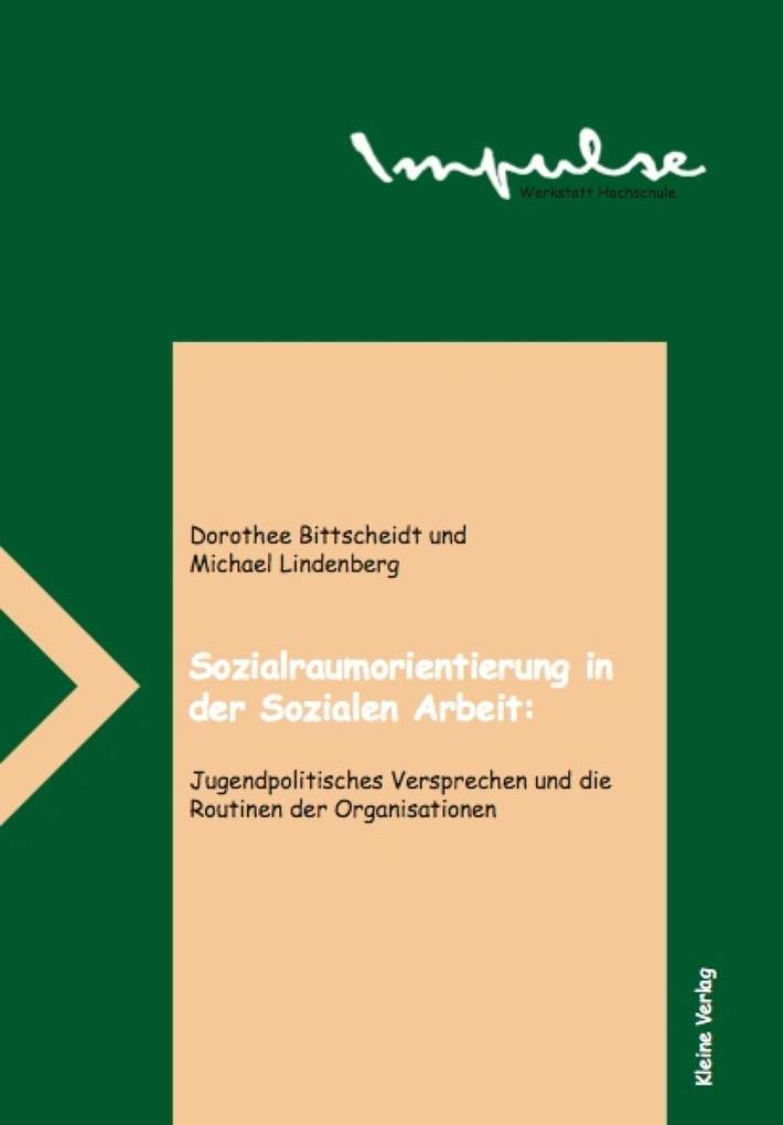 Sozialraumorientierung in der Sozialen Arbeit als eBook epub