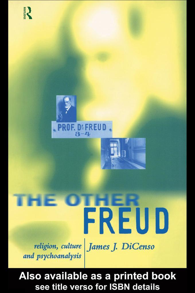 The Other Freud als eBook epub