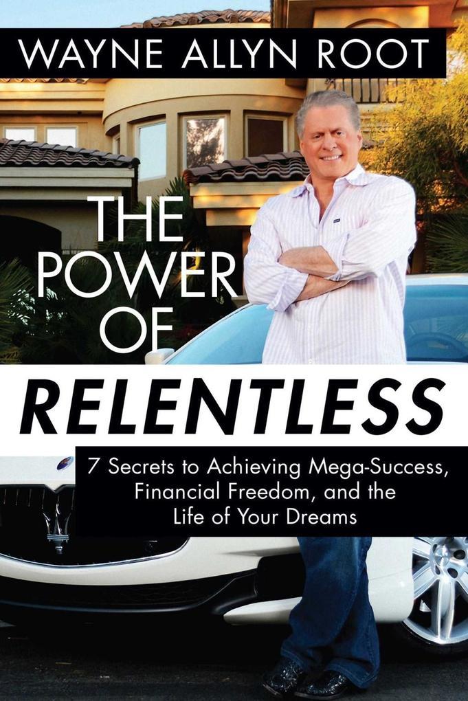 The Power of Relentless als eBook epub