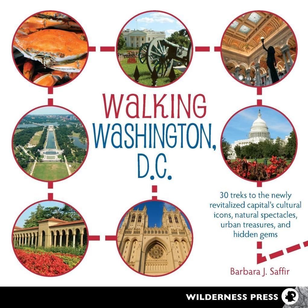 Walking Washington, D.C. als eBook epub