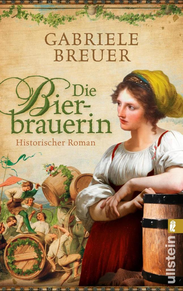 Die Bierbrauerin als eBook epub