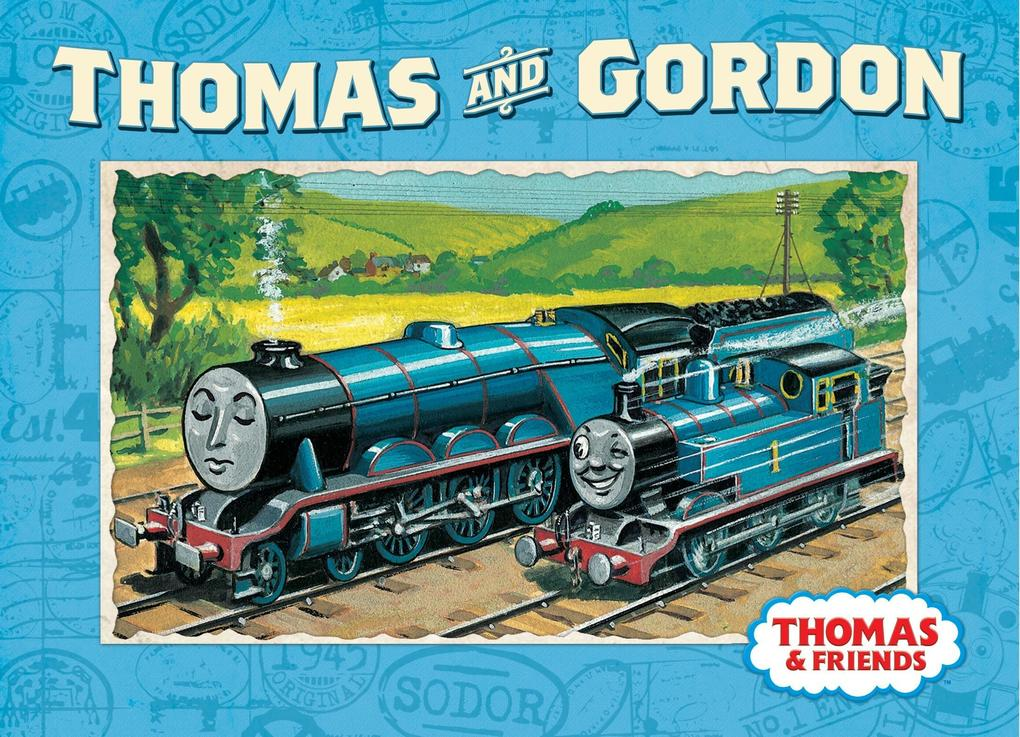Thomas and Gordon (Thomas & Friends) als Buch (kartoniert)
