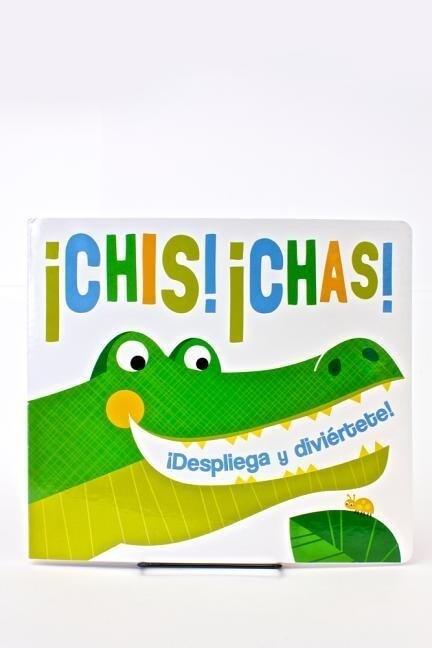 Chis! Chas! als Buch (gebunden)
