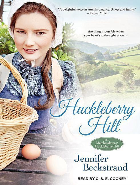 Huckleberry Hill als Hörbuch CD