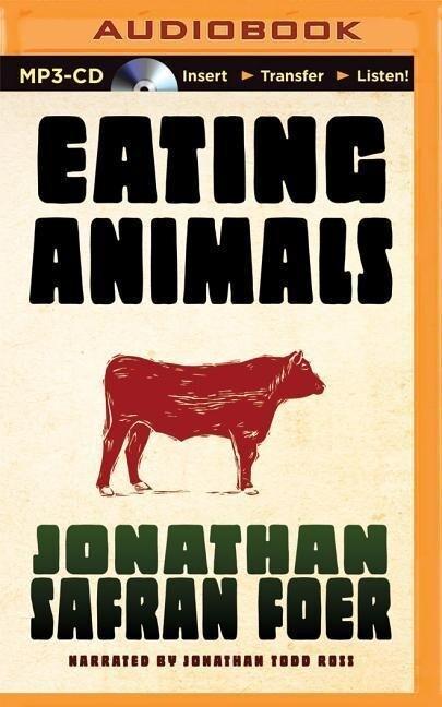 Eating Animals als Hörbuch CD