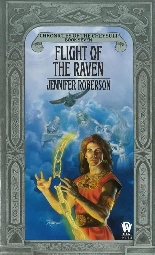 Flight of the Raven als eBook epub