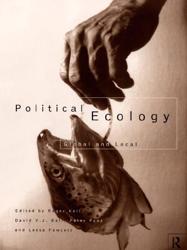 Political Ecology als eBook pdf