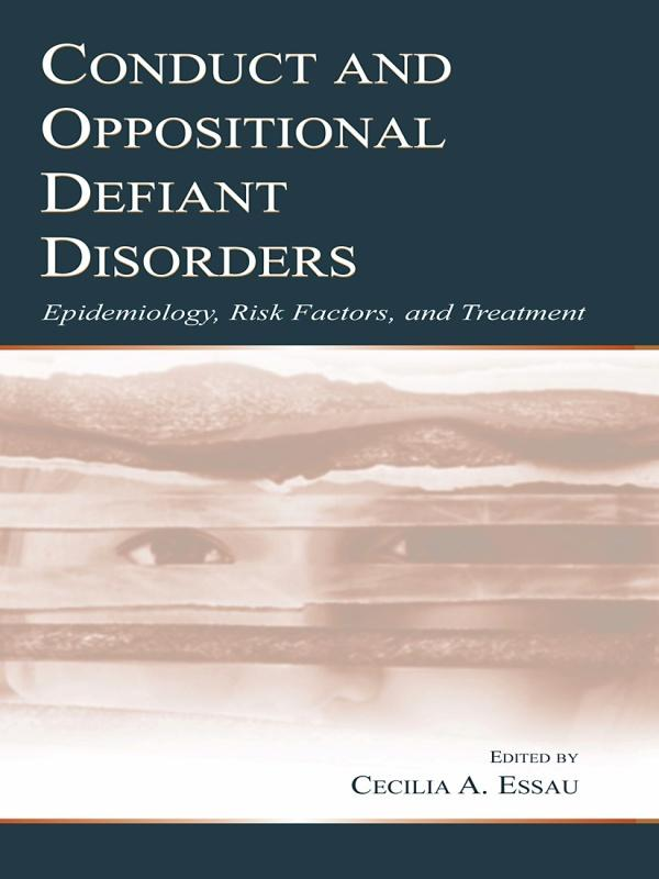 Conduct and Oppositional Defiant Disorders als eBook epub
