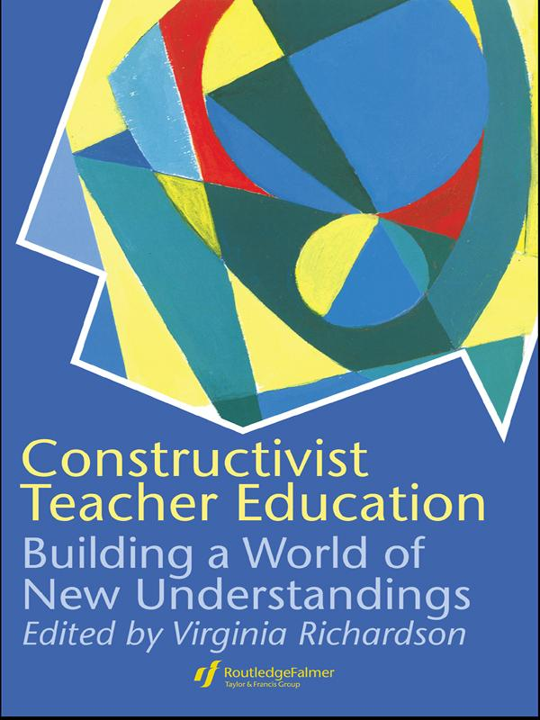 Constructivist Teacher Education als eBook pdf