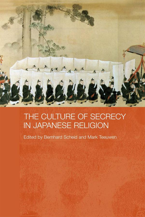 The Culture of Secrecy in Japanese Religion als eBook epub
