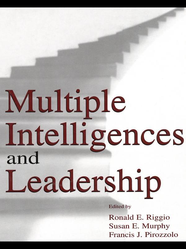 Multiple Intelligences and Leadership als eBook epub