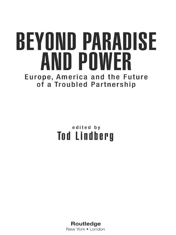 Beyond Paradise and Power als eBook pdf