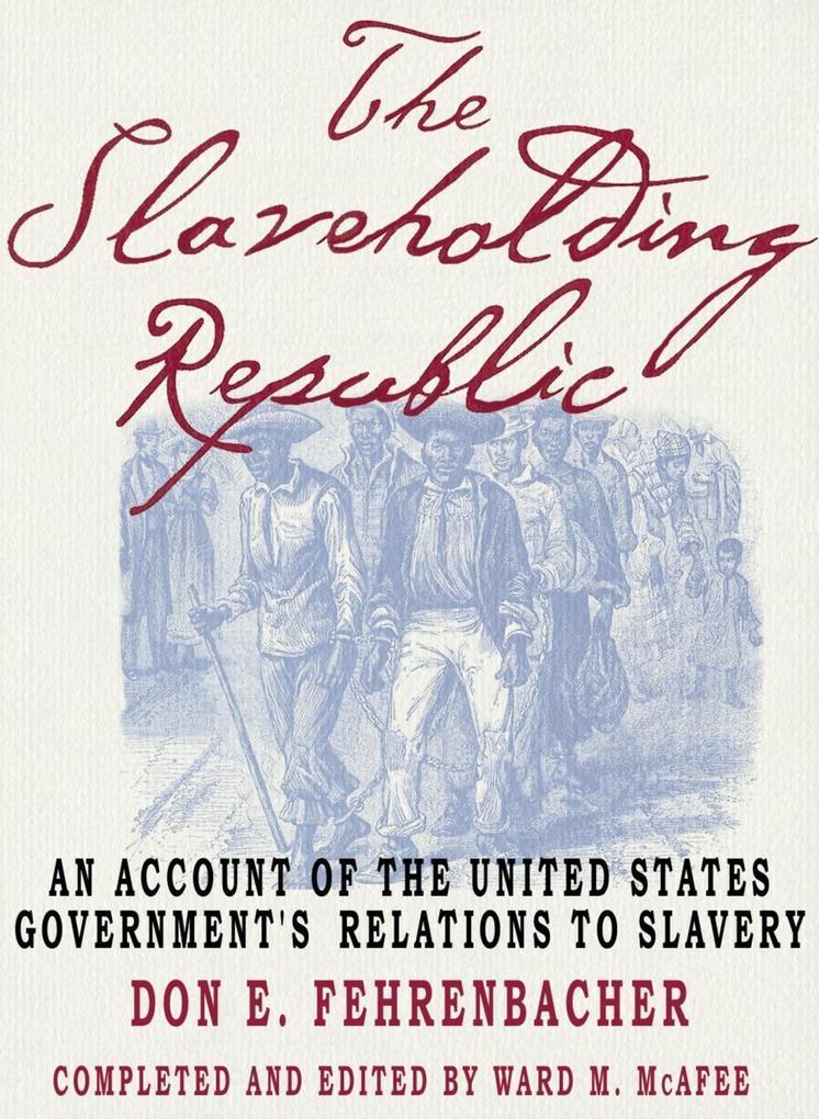 The Slaveholding Republic als eBook epub