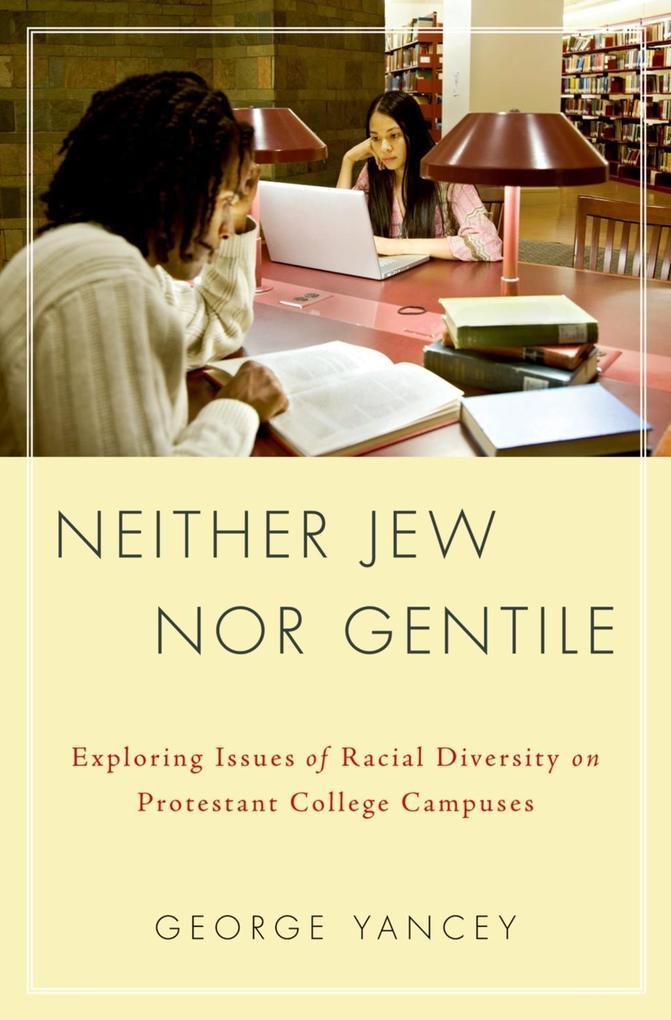 Neither Jew Nor Gentile als eBook epub