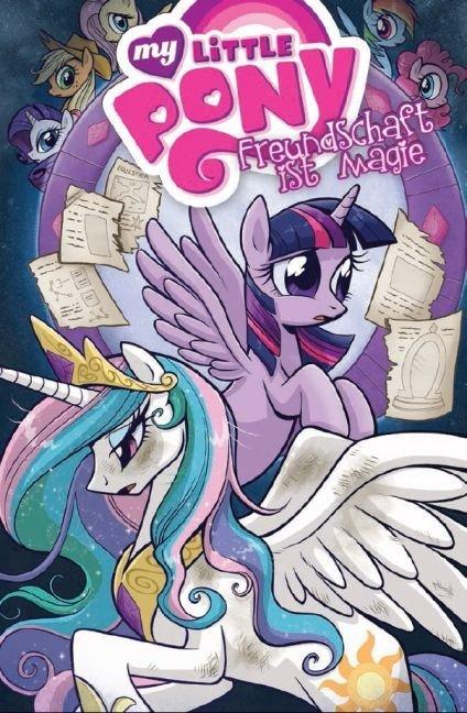 My little Pony 05 - Freundschaft ist Magie als Taschenbuch