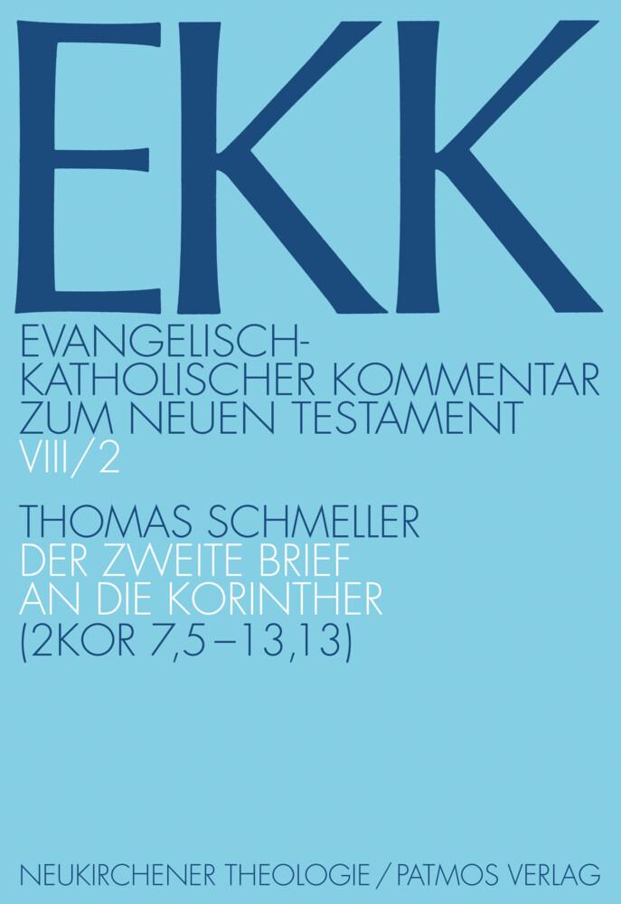 Der zweite Brief an die Korinther als Buch (kartoniert)