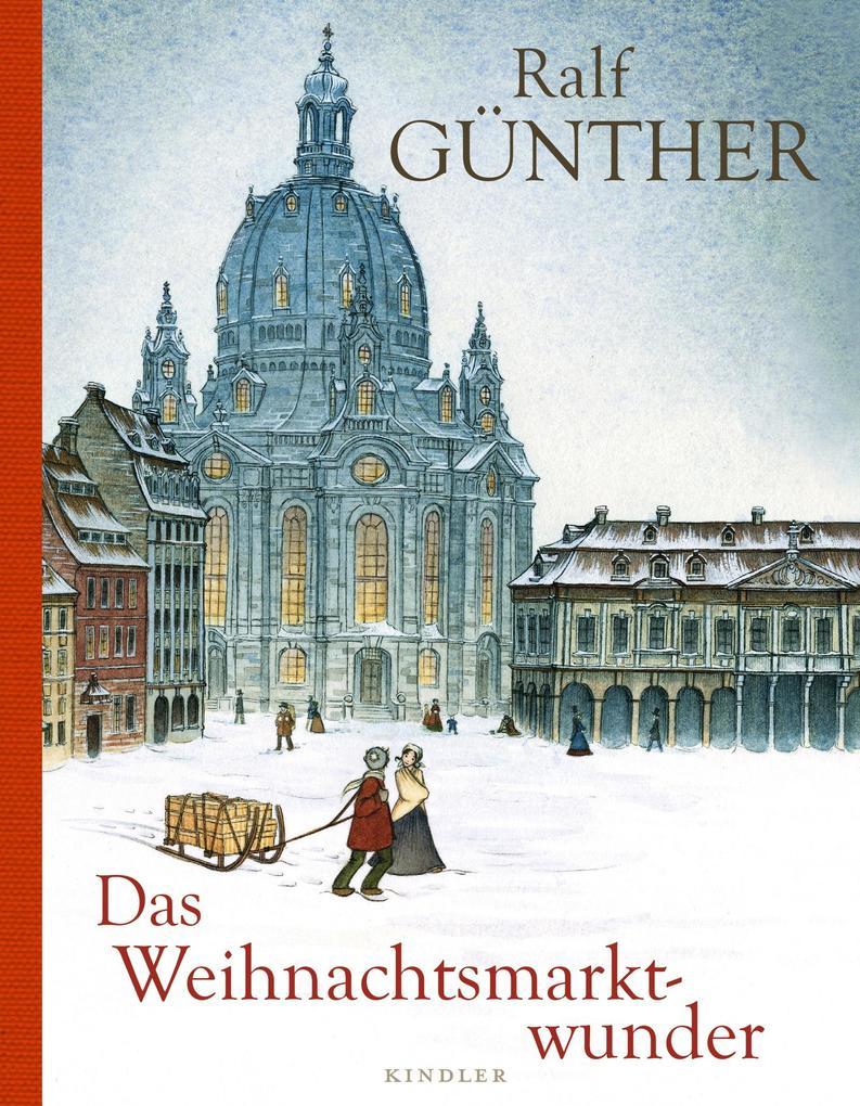 Das Weihnachtsmarktwunder als Buch (gebunden)