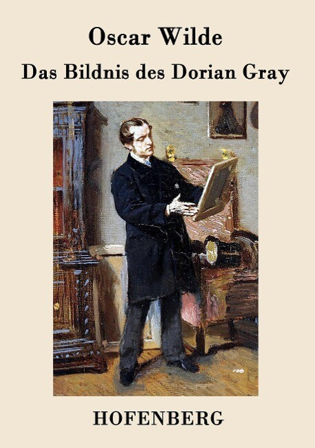 Das Bildnis des Dorian Gray als Buch (kartoniert)
