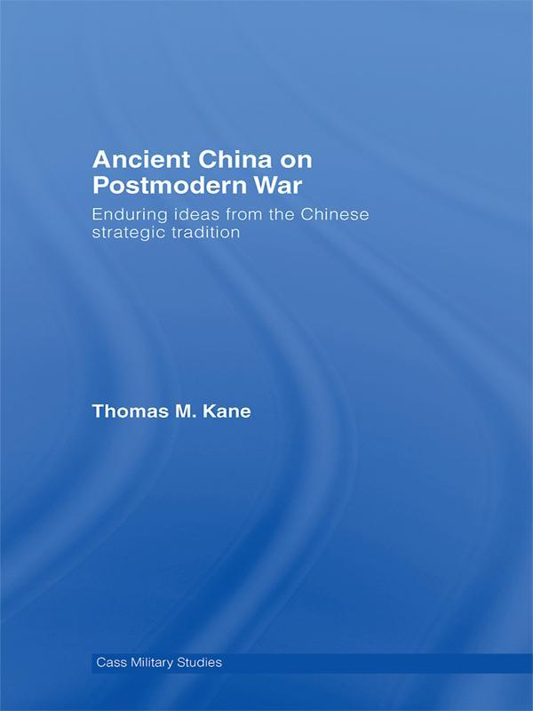 Ancient China on Postmodern War als eBook epub