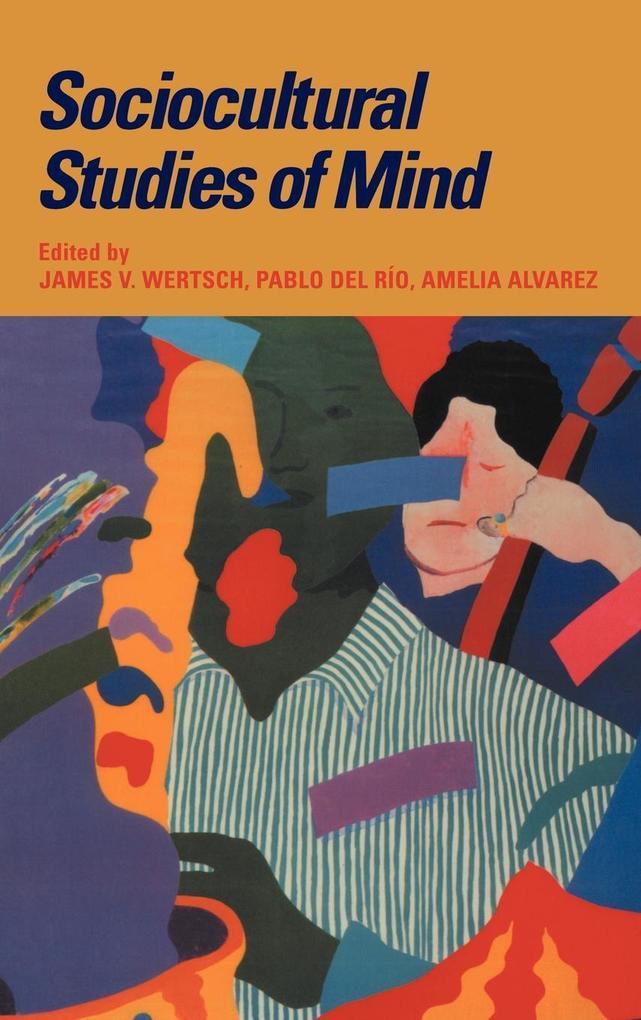 Sociocultural Studies of Mind als Buch (gebunden)