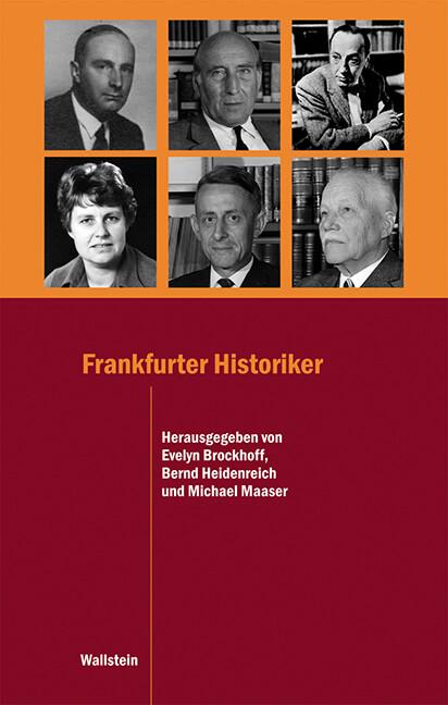 Frankfurter Historiker als Buch (kartoniert)