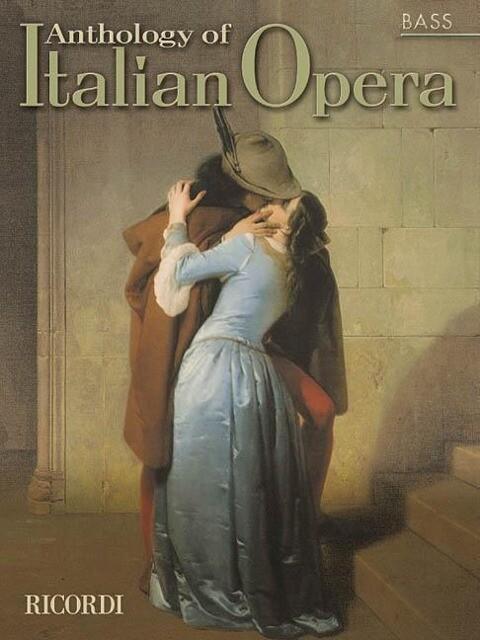 Anthology of Italian Opera als Taschenbuch