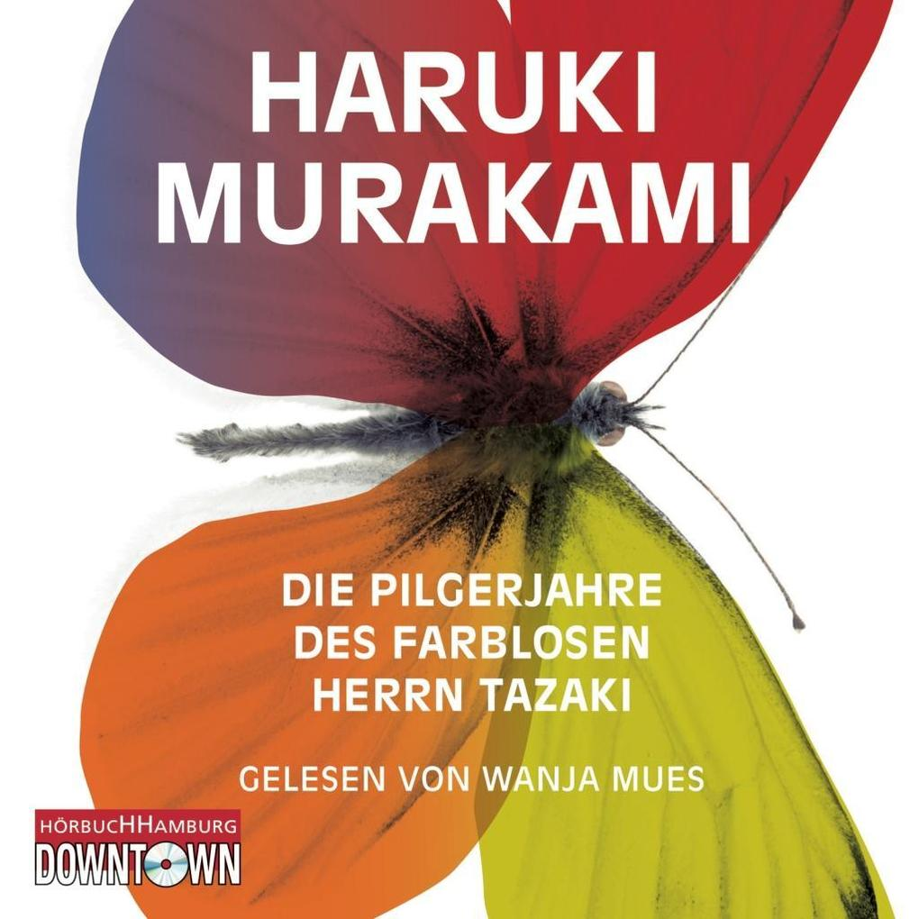 Die Pilgerjahre des farblosen Herrn Tazaki als Hörbuch CD