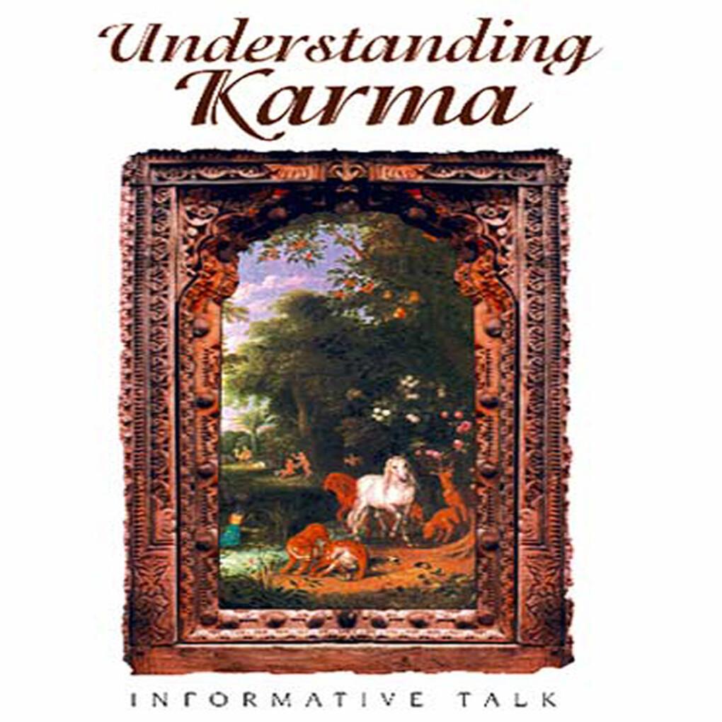 Understanding Karma als Hörbuch Download