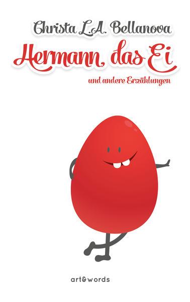 Hermann, das Ei als Buch (kartoniert)