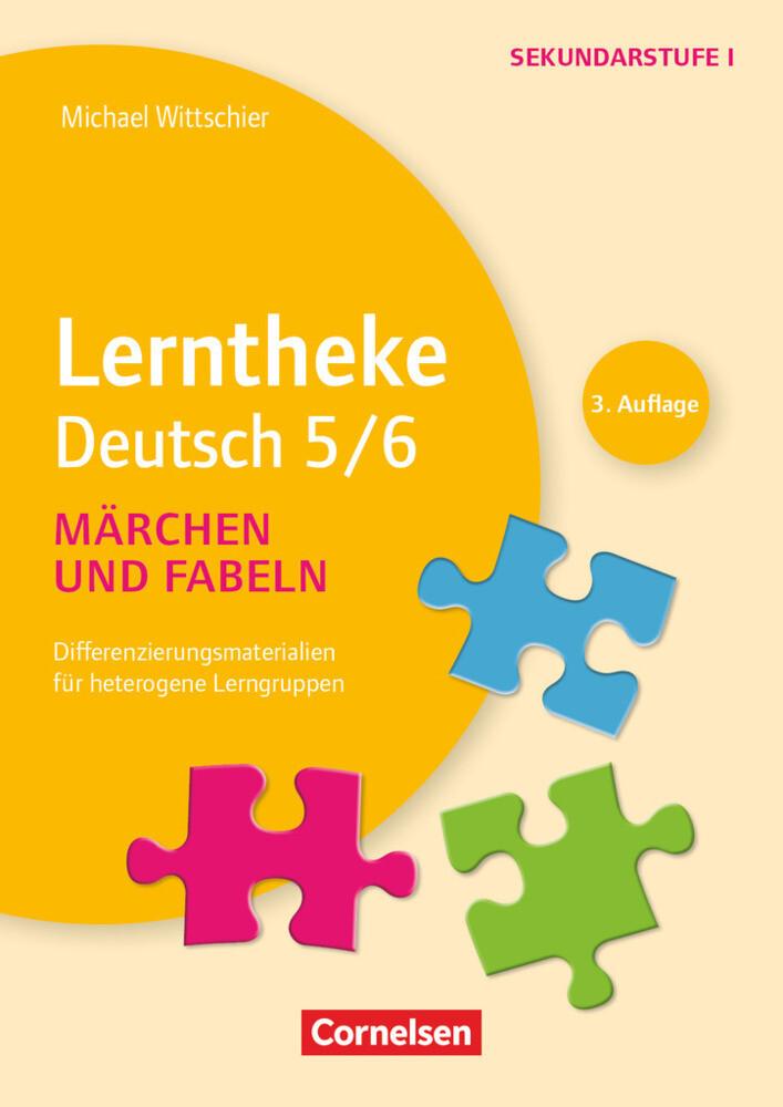 Lerntheke - Deutsch: Fabeln und Märchen: 5/6 als Buch (kartoniert)